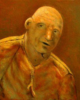 Autoportrait<br>(VENDU)