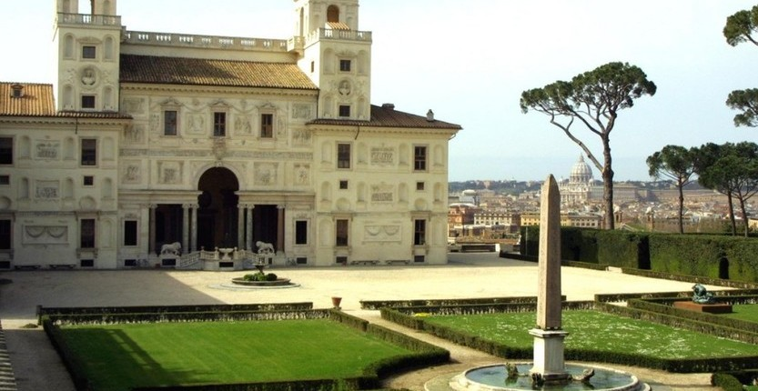 You are currently viewing Villa Medici (Rome, Italy)<br>Academy of France in Rome