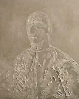 Portrait d'homme<br>(VENDU)