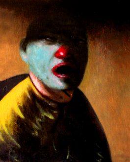 Autoportrait<br>(VENDU)<br>Disponible sur commande