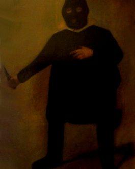 L'Homme au couteau dit Le Brigand<br>(VENDU)