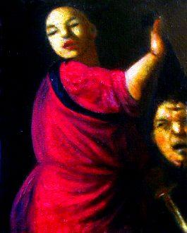 David ou Goliath<br>(VENDU)<br>Disponible sur commande