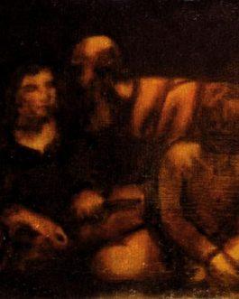 Abraham sans Isaac<br>(VENDU)