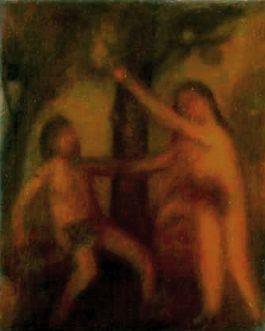 Adam et Eve<br>(VENDU)