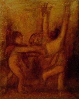 Apollon et Daphné<br>(VENDU)