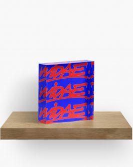 VIDAE Dripping Bloc acrylique<br>24,48€