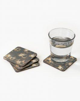 Champ De Têtes Dessous de verre (lot de 4)<br>13,02€