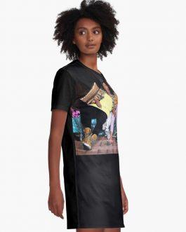 Deux Amies Robe t-shirt<br>36,36€
