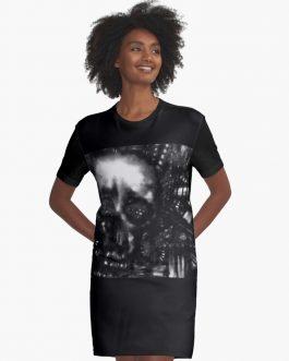 Bio-Mécanisme Robe t-shirt<br>36,36€