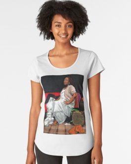 Allégorie Du Hasard T-shirt premium échancré<br>37,37€