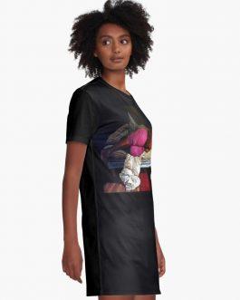 Bethsabée Et La Lettre De David Robe t-shirt<br>36,36€
