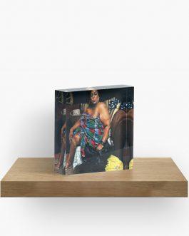 Sainte Catherine d'Alexandrie Bloc acrylique<br>24,48€