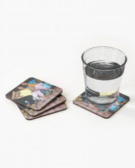 Deux Amies Dessous de verre (lot de 4)<br>15,62€