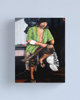 Arès Impression sur toile<br>58,99€